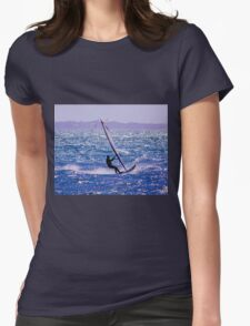 Sail To Sail Womens Fitted T-Shirt