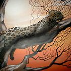 Leopard by Cherie Roe Dirksen