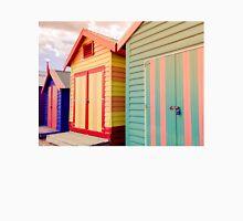 Bathing houses at Brighton Beach, Australia Unisex T-Shirt