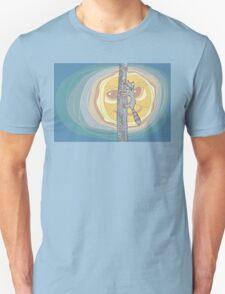 Raccoon Moon Unisex T-Shirt