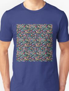 Vintage Floral Pattern/Background T-Shirt