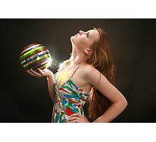 Disco Queen Photographic Print