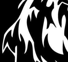 Proud Tribal Lion Sticker