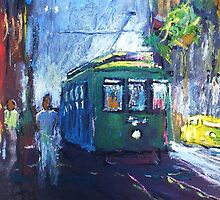 Desire Streetcar by Dale Miller