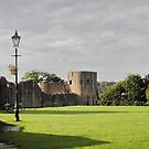 Barnard Castle, Durham, UK by AnnDixon