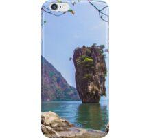 Khao Phing Kan iPhone Case/Skin