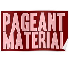 Pageant Material: Pageant Material [Song Title] Poster