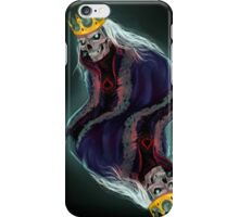 The King of Spades iPhone Case/Skin