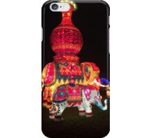 Elephant Lanterns iPhone Case/Skin