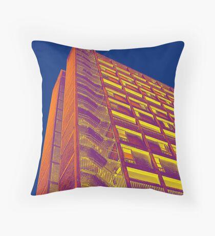 Park Hill Popart Part 3 of 6 Throw Pillow