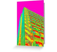 Parkhill popart (part 5 of 6) Greeting Card