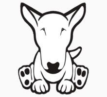 English Bull Terrier Strange Sit  Kids Clothes