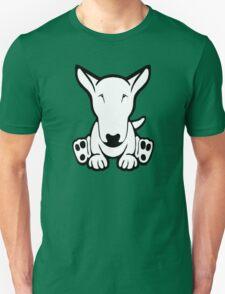English Bull Terrier Strange Sit  T-Shirt