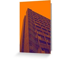 Parkhill popart (part 6 of 6) Greeting Card