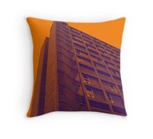 Parkhill popart (part 6 of 6) Throw Pillow