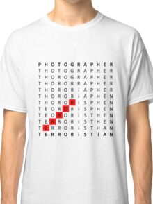 From P to T Classic T-Shirt
