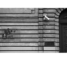 Big brother is watching... Photographic Print