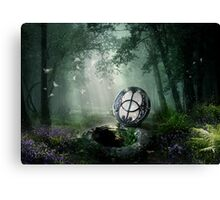 Chalice Well Canvas Print