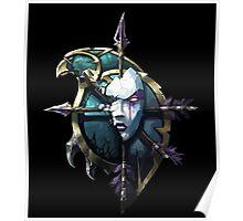 Forsaken Crest / Forsaken Coat Of Arms Poster
