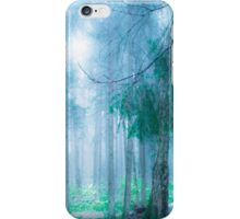 Far from roads #day iPhone Case/Skin