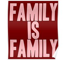 Pageant Material: Family Is Family [Song Title] Poster