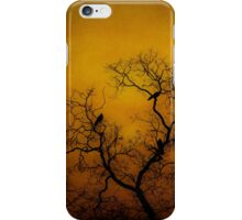 Its left unsaid iPhone Case/Skin