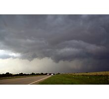 Storm Chasers Photographic Print