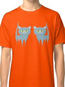 A PAIR OF PURRING CATS Classic T-Shirt