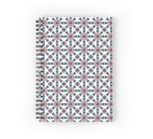Flowering Burgee Spiral Notebook