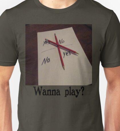 Charlie Charlie Challenge Unisex T-Shirt