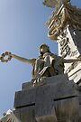 Firemen's Monument, Havana, Cuba by David Carton
