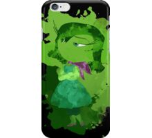 Disgust iPhone Case/Skin