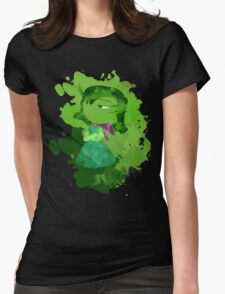 Disgust Womens Fitted T-Shirt