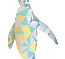 Polygonal Penguin by samokami