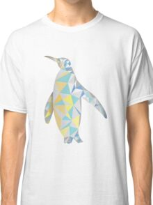 Polygonal Penguin Classic T-Shirt