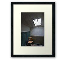 Vincent Van Gogh's room Framed Print