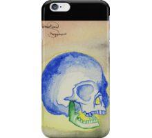 Skull Cone iPhone Case/Skin