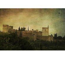 Alhambra Photographic Print