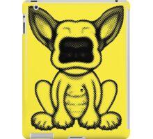 Black Dot English Bull Terrier Puppy Design iPad Case/Skin