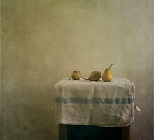 pears still life by paulgrand