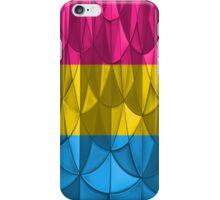 Geometric Pansexual Pride iPhone Case/Skin