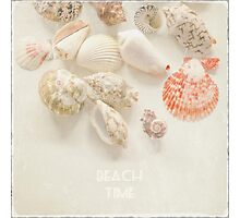Beach time Photographic Print