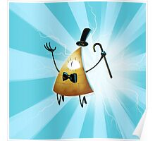 Bill Cipher Poster