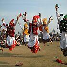 BHANGRA, A PUNJABI FOLK DANCE by RakeshSyal
