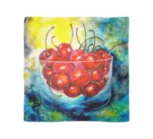 Cherries....Life is Just a Bowl of Cherries Scarf