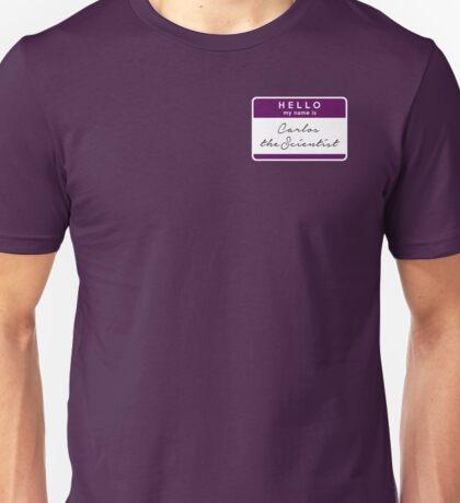 Hi, I'm Carlos Unisex T-Shirt