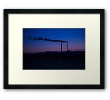 Eastpoint, Dublin Framed Print