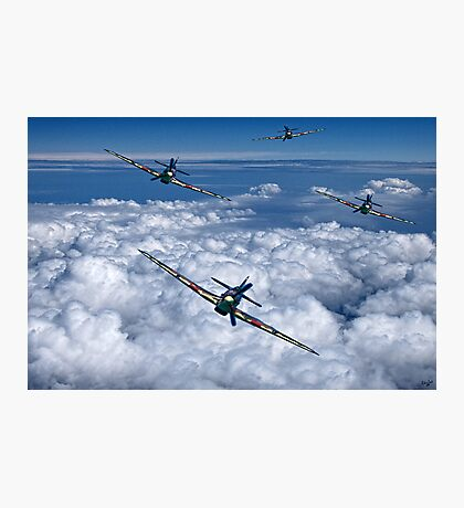 Hurricanes On Your Tail Photographic Print