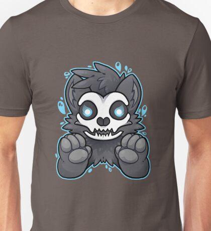 The Mystical Skull Pup Unisex T-Shirt
