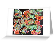 Relative Calm Greeting Card